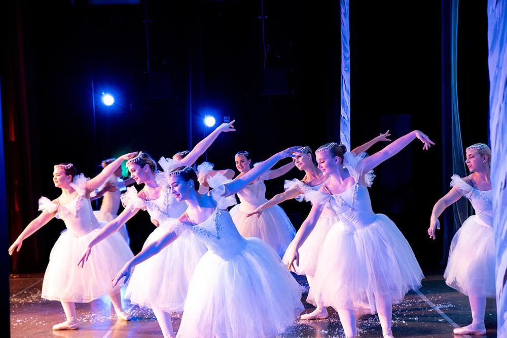 Bandon Oregon Sprague Theater ballet