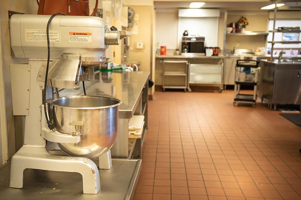 bandon community center kitchen rental spaces