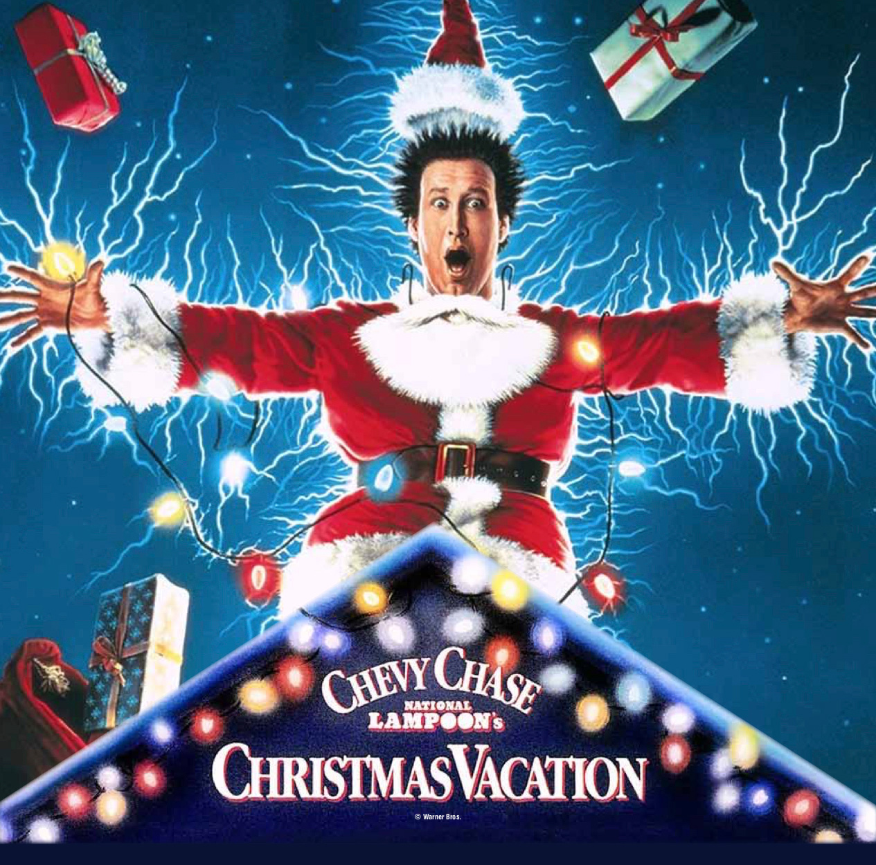 Movie National Lampoon S Christmas Vacation Bandon Events
