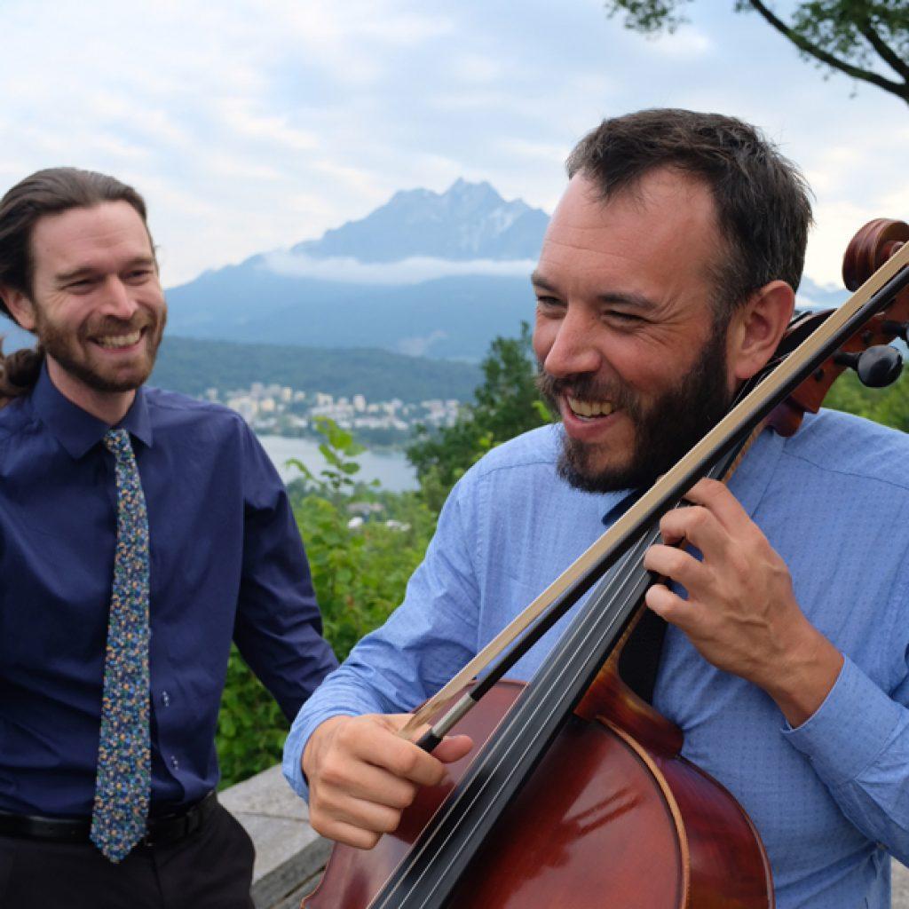 Shifting Balance: Trinity Alps Chamber Players