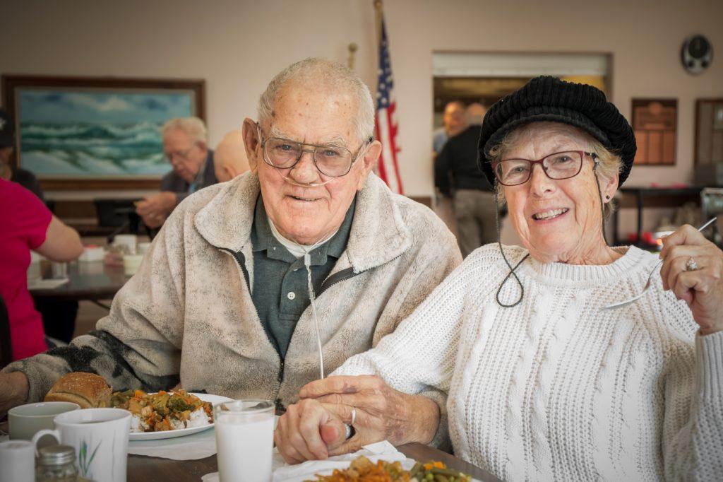 Senior Meals, Bandon