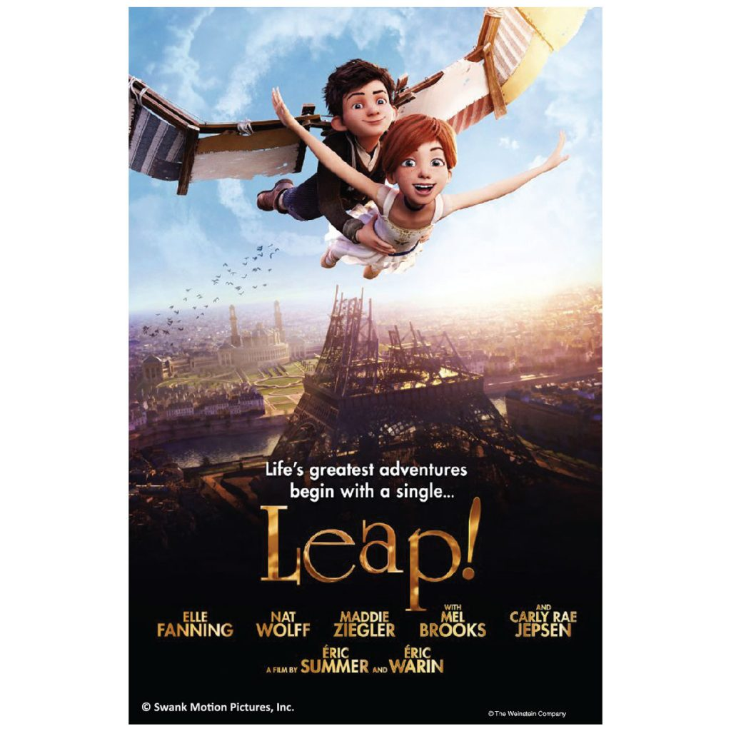 leap! movie