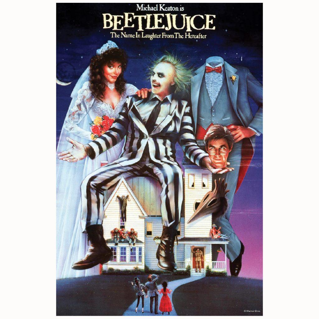 Movie: Beetlejuice