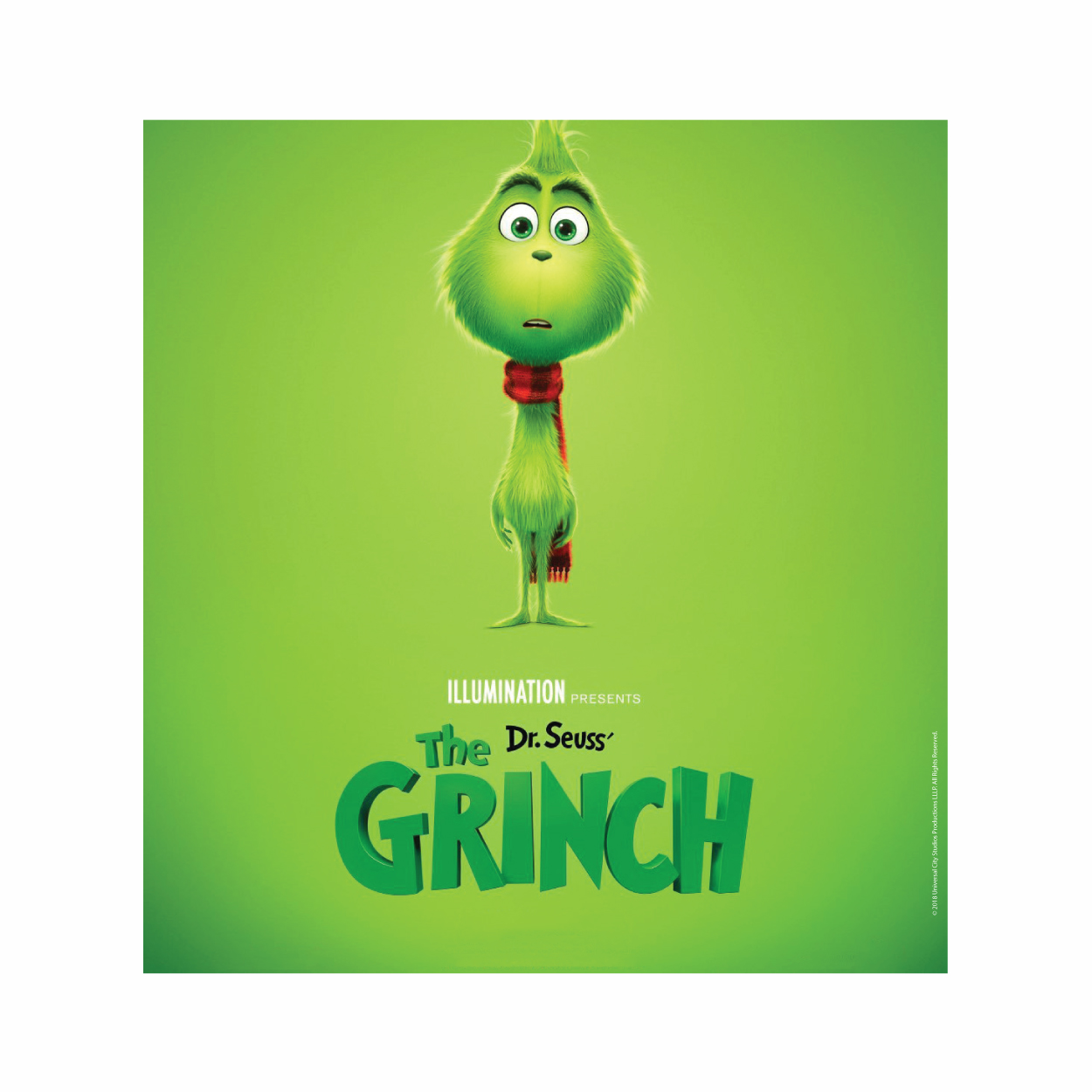 grinch movie graphic