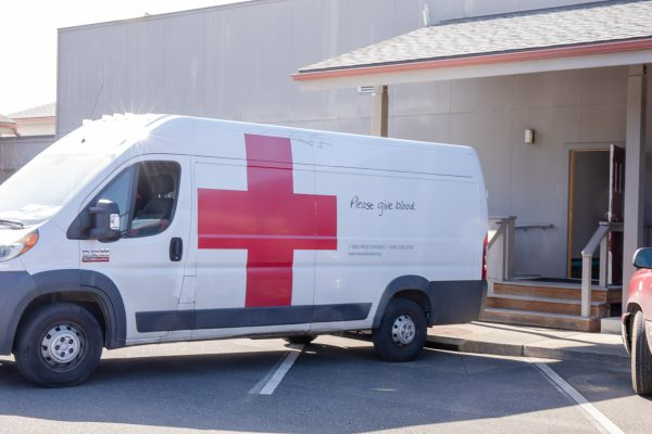 Life-Saving Donations: Red Cross Blood Drives in Bandon