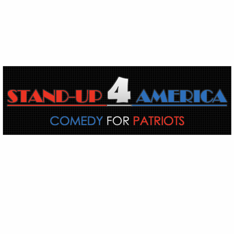 stand-up graphic